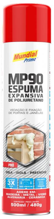 Espuma de Poliuretano Pro
