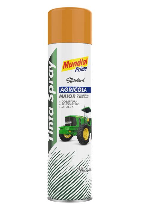 Tinta Spray Agrícola Laranja