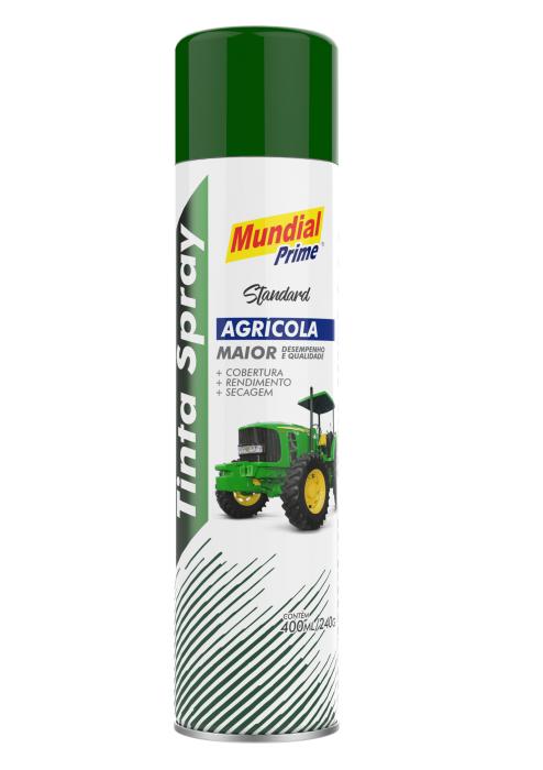Tinta Spray Agrícola Verde