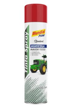 Tinta Spray Agrícola Vermelha