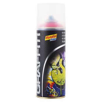 Tinta Spray Graffiti Vermelho-Ferrari