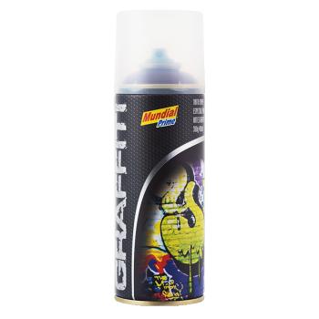 Tinta Spray Graffiti Marrom