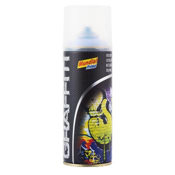 Tinta Spray Graffiti Lilás