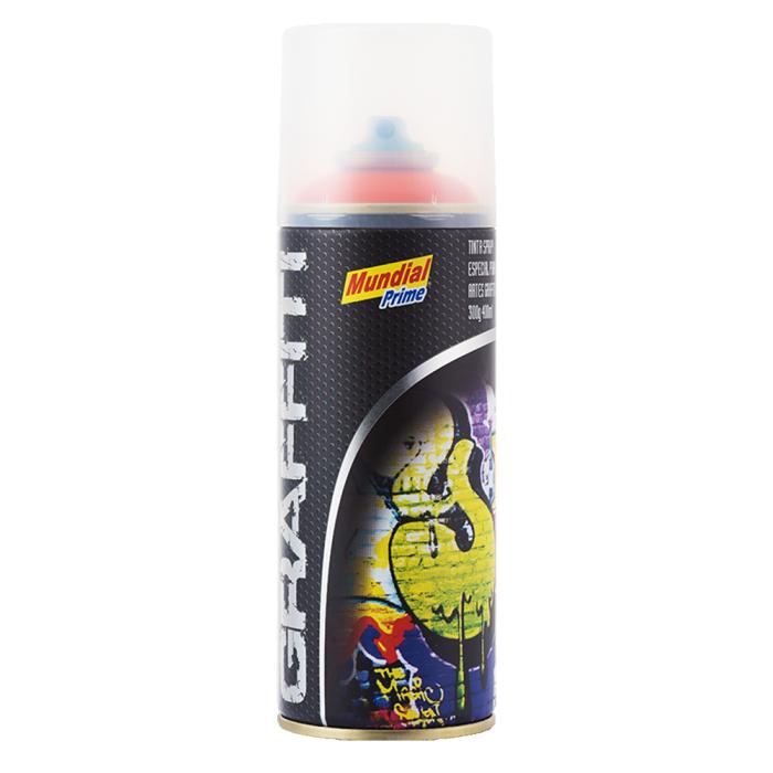 Tinta Spray Graffiti Laranja-Telha