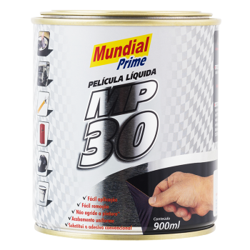 Tinta Película Líquida MP30 - Alumínio Metalizado