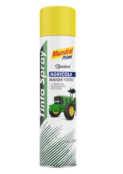 Tinta Spray Agrícola Amarelo