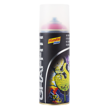 Tinta Spray Graffiti - Vermelho Vivo