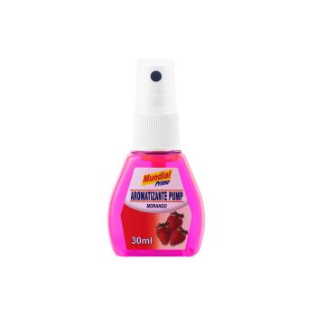 Aromatizante Pump - Morango